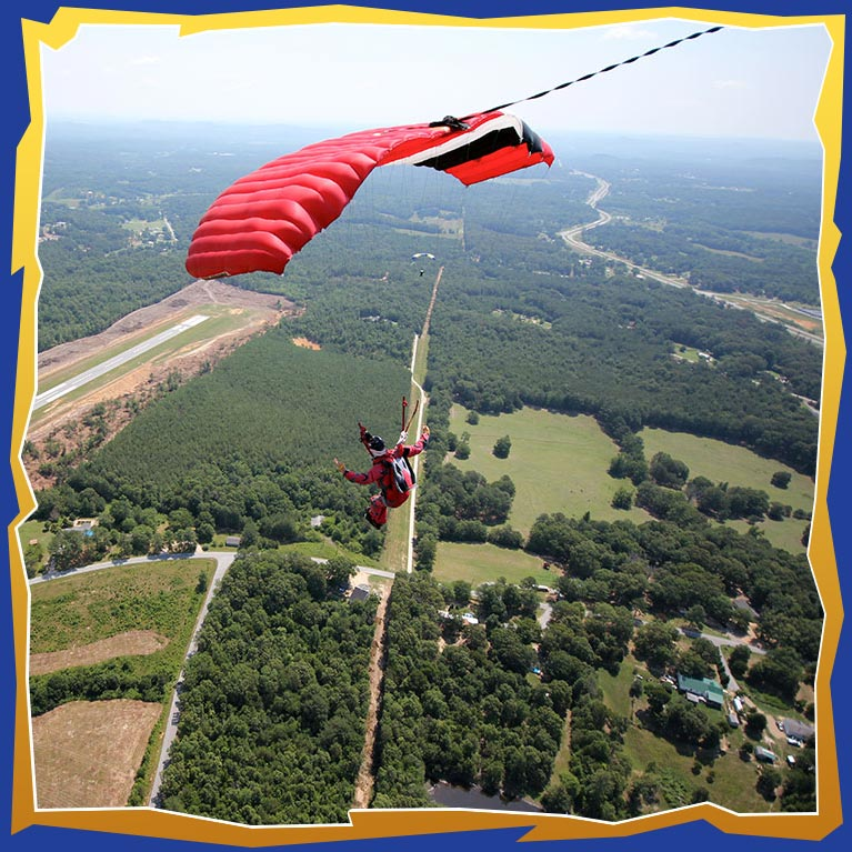 Advanced Skydiving Training - Skydive Philadelphia